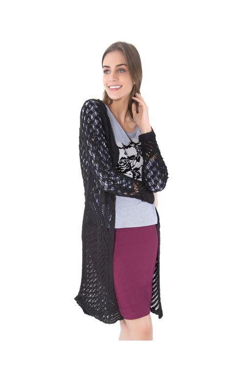 Casaco-tricot-Preta-P