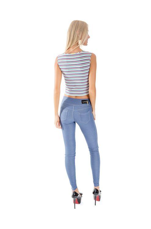 Calca-skinny-malha-jeans-Azul-claro-M