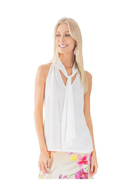 Camisa-regata-lace-Off-white-G