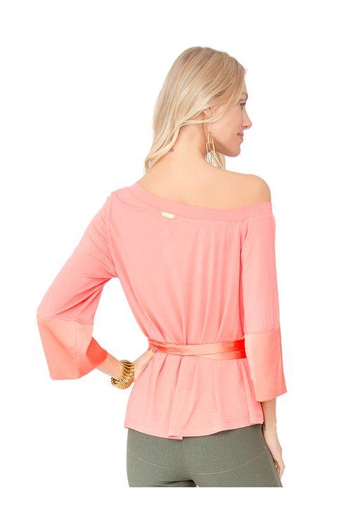 Camisa-manga-sino-com-faixa-Coral-G