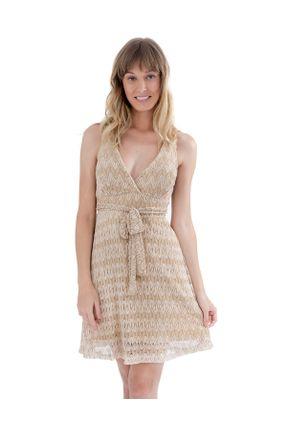 Vestido-curto-bojo-lurex-Dourada-M