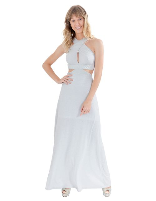 Vestido-decote-transpassado-lurex-Prata-P