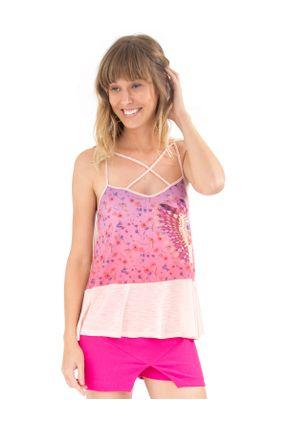 Regata-prints-cruzada-Rosa-quartzo-flamingo-P