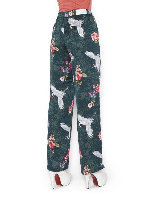 Pantalona-cetim-garcas-Verde-M