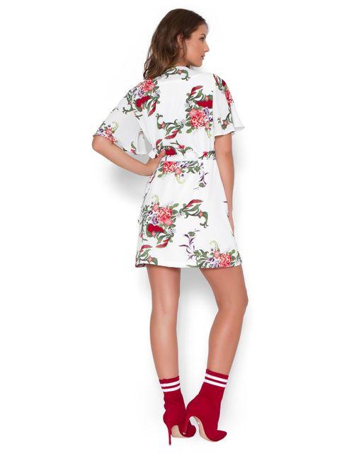 Vestido-cachecour-manga-sino-Off-white