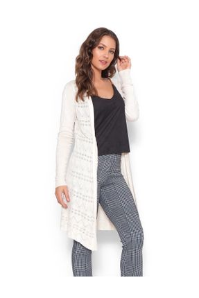 Cardigan-tricot-Bege-P