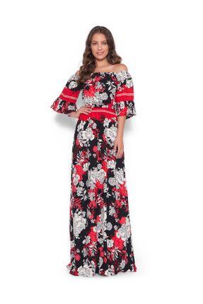 Vestido-longo-ciganinha-Preta
