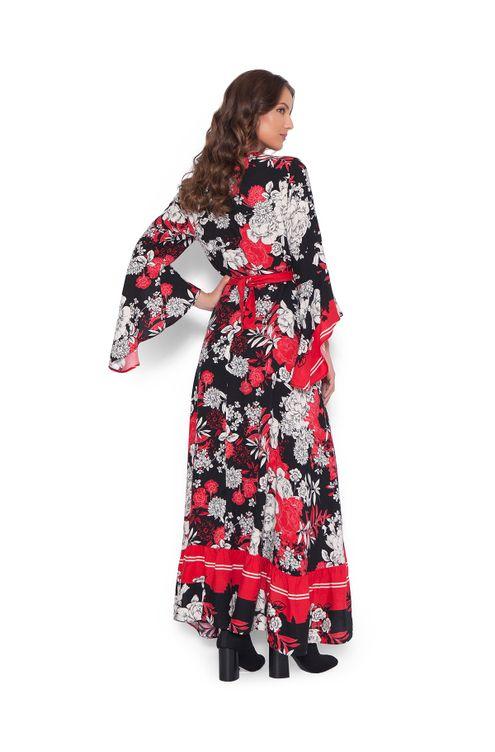 Vestido-longo-transpassado-Preta