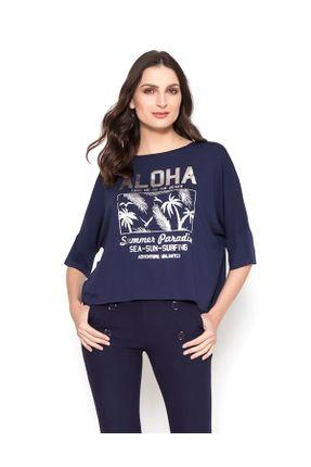 Blusa-aloha-azul-marinho