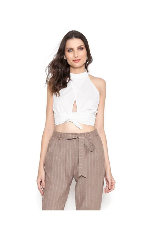 Cropped-gola-alta-amarracao-off-white-