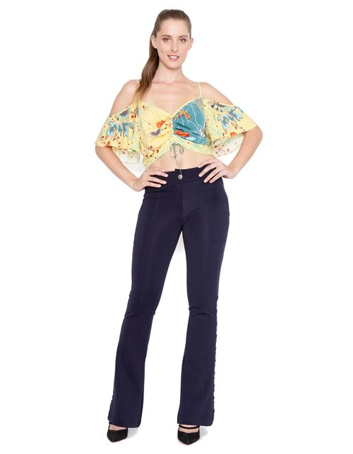 Blusa-cropped-alcinha-ciganinha-amarelo-azul