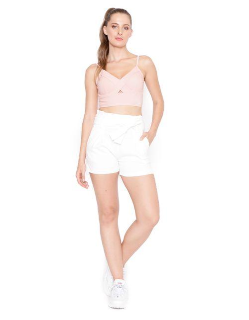 Short-clochard-off-white-