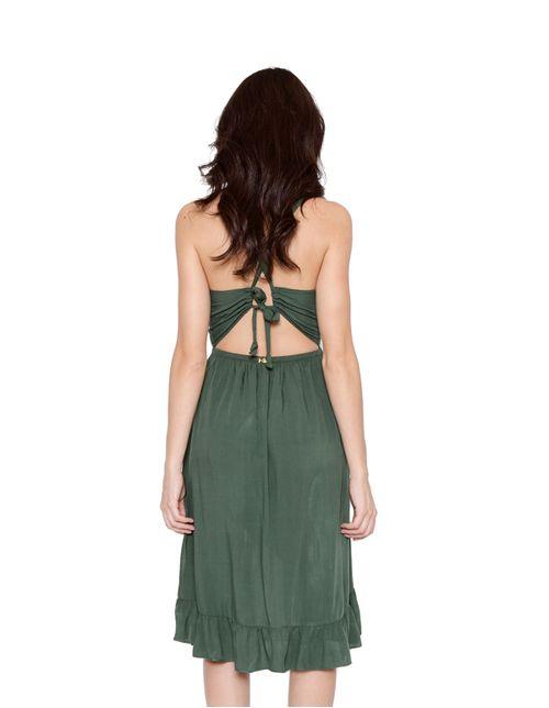 Vestido-midi-decote-amarracao-oliva