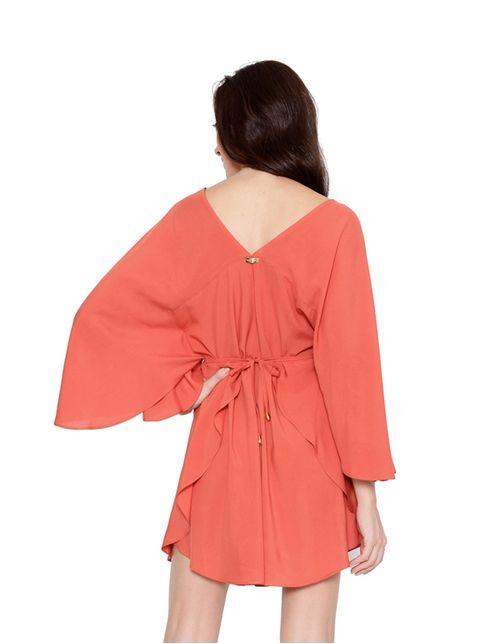 Vestido-kaftan-manga-borboleta-telha