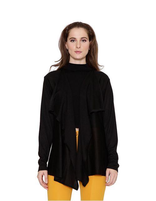 Casaco-kimono-tricot-preto