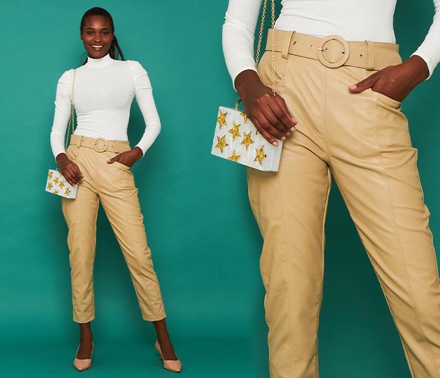 calças tamanho mob