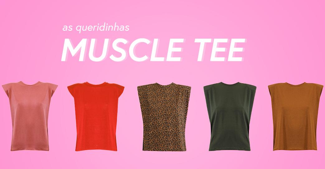 muscle tee desk