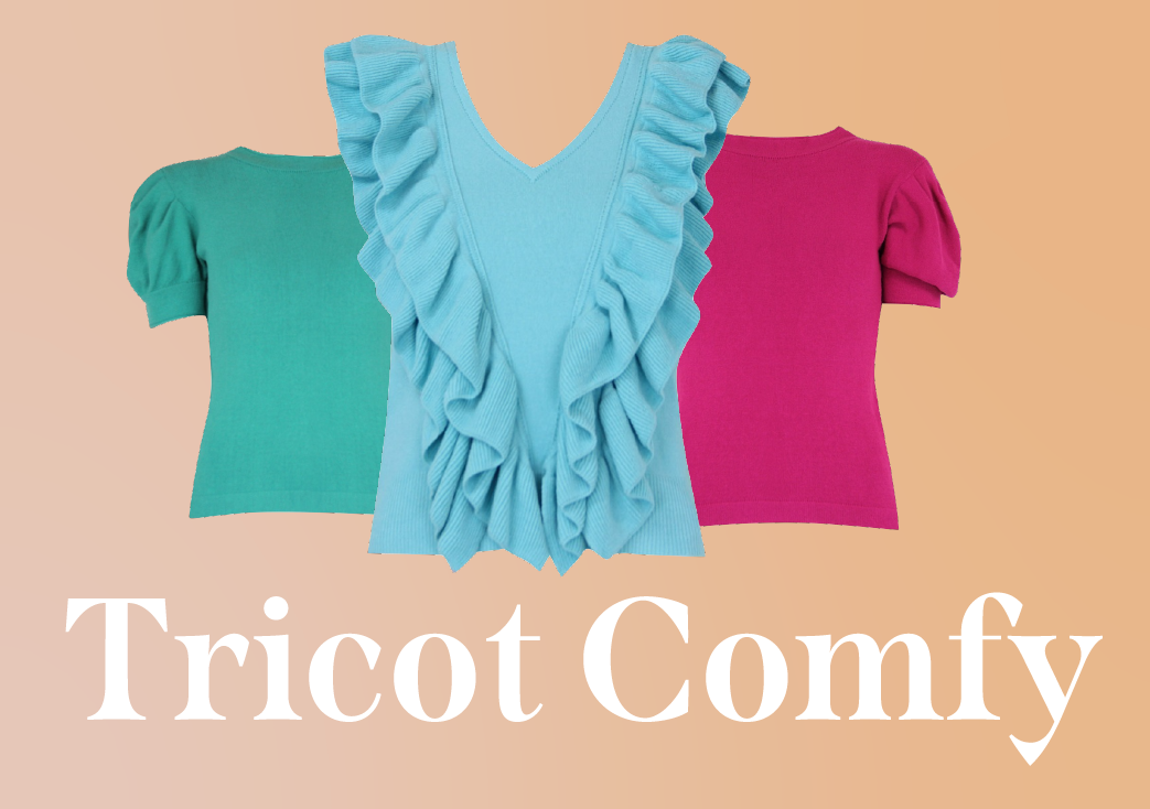 comfy tricots desk