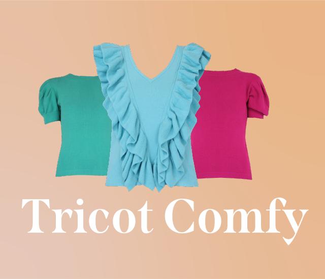 comfy tricots mob