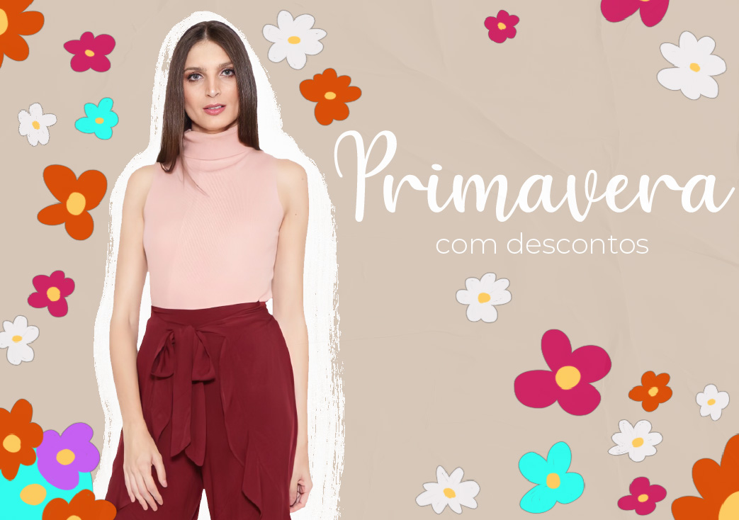 primavera com descontos desk