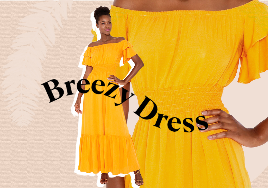 breezy dress desk