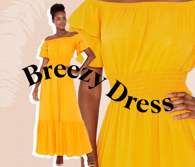 breezy dress mob