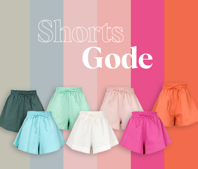 shorts gode mob