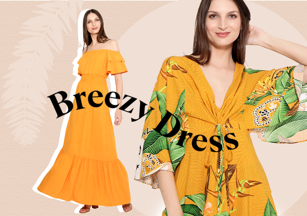 breezy dress  desk