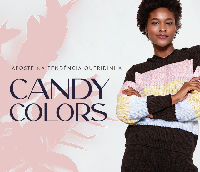 candy colours mob